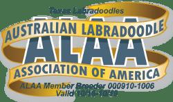 Texas Labradoodles ALAA Logo